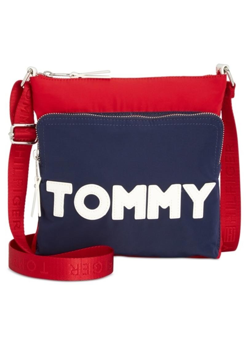 8257128b Tommy Hilfiger Tommy Hilfiger Tommy Logo Crossbody | Handbags