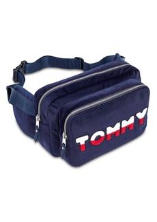 Tommy Hilfiger Tommy Velvet Convertible Belt Bag