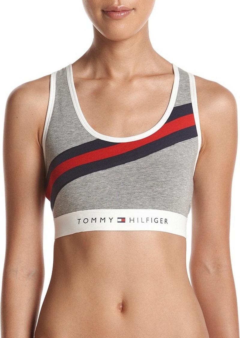 6723dd1d Tommy Hilfiger Tommy Hilfiger® Track Stripe Bralette