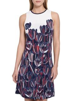 Tommy Hilfiger Trapeze Mini Dress