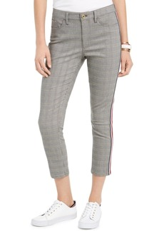 Tommy Hilfiger Tribeca Plaid Knit Pants, Created for Macy's