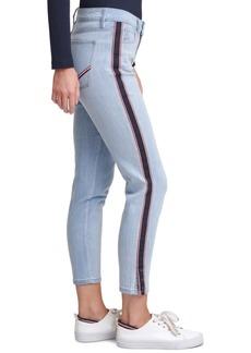 Tommy Hilfiger Tribeca Side-Stripe Skinny Jeans