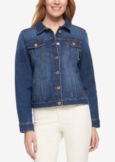 Tommy Hilfiger Tucker Denim Jacket, Created for Macy's