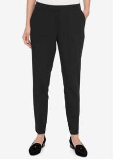 Tommy Hilfiger Tweed Skinny Ankle Pants
