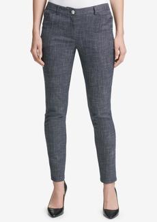 Tommy Hilfiger Tweed Slim-Fit Pants