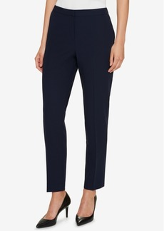 Tommy Hilfiger Twill Ankle Pants
