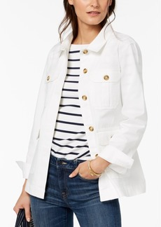 Tommy Hilfiger Twill Jacket, Created for Macy's