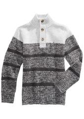 Tommy Hilfiger Vince Striped Cotton Sweater, Little Boys