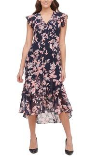 Tommy Hilfiger Virginia Floral Maxi Dress