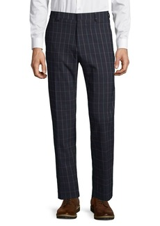 Tommy Hilfiger Windowpane Ankle Pants