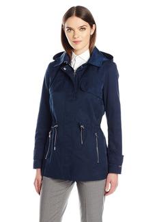 Tommy Hilfiger Women's 2 Pocket Anorak Jacket  L
