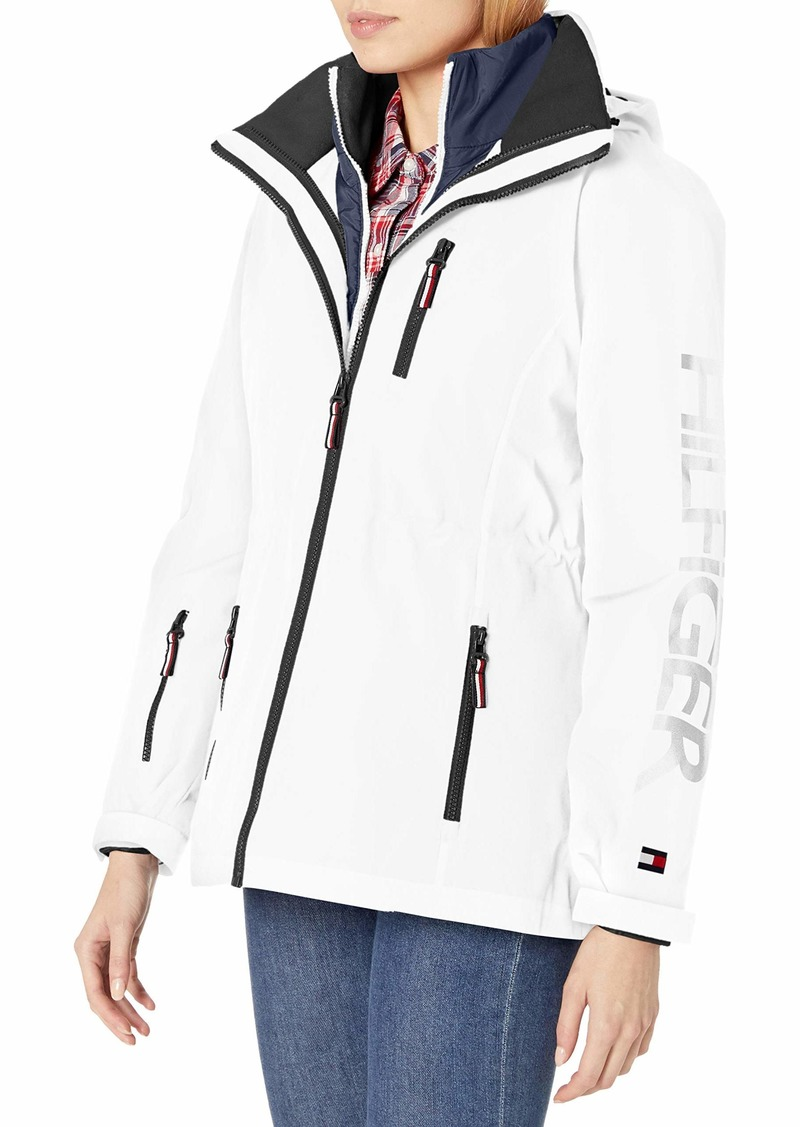 Tommy Hilfiger Women's 3 in 1 Systems Jacket  M