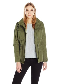 Tommy Hilfiger Women's 4 Pocket Cotton Surplus Jacket  S