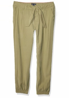 Tommy Hilfiger Women's Adaptive Cargo Pant with Elastic Waist and Magnetic Fly
