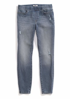 Tommy Hilfiger Women's Adaptive Jegging Jeans with Adjustable Hems and Elastic Waist