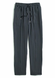 Tommy Hilfiger Women's Adaptive Pinstripe Pants with Elastic Waist