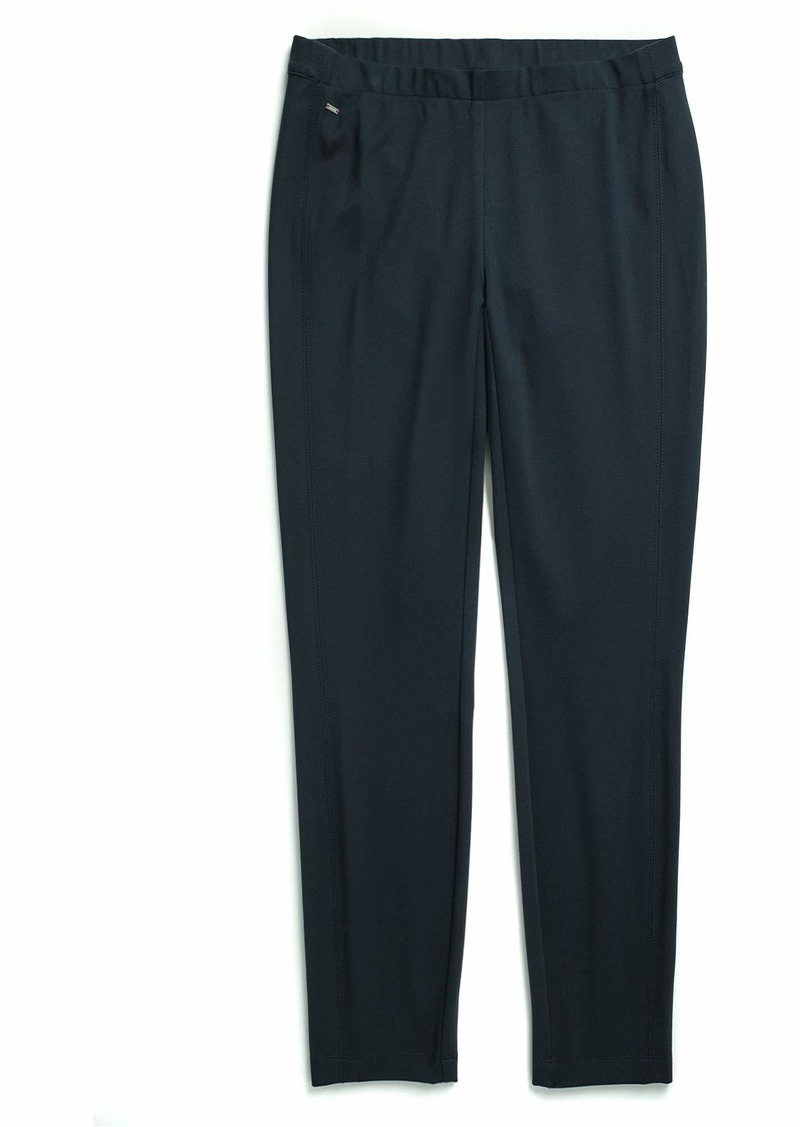 Tommy Hilfiger Women's Adaptive Seated Fit Stretchy Work Pants