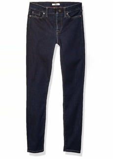 Tommy Hilfiger Women's Adaptive Skinny Jeans with Adjustable Hems and Magnetic Buttons