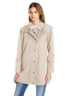 Tommy Hilfiger Women's Aline Swing Coat  L
