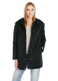 Tommy Hilfiger Women's Aline Swing Coat  XS