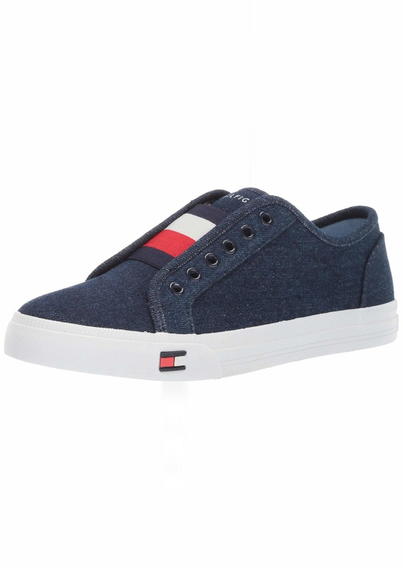 Tommy Hilfiger Women's ANNI Sneaker   M US