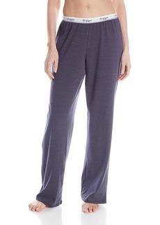 Tommy Hilfiger Women's Cotton Logo Bottom Pajama Pant  M