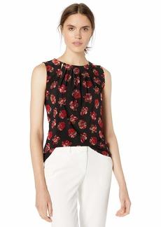 Tommy Hilfiger Women's Bead Neck Sleeveless-Knit Top