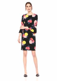 Tommy Hilfiger Women's Bell Sleeve Dress