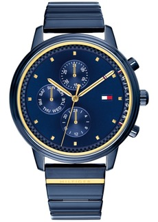 Tommy Hilfiger Women's Blue Bracelet Watch 38mm, Created for Macy's