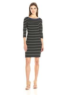 Tommy Hilfiger Women's Boardwalk Stripe Sheath Dress