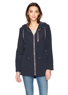 Tommy Hilfiger Women's Casual Hooded Anorak  M