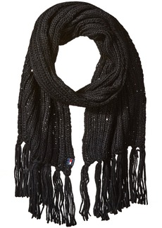 Tommy Hilfiger Women's Chunky Beaded Scarf