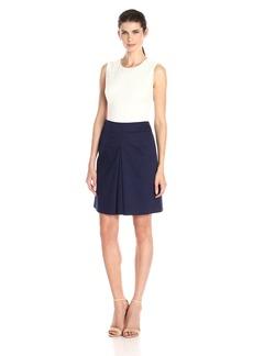 Tommy Hilfiger Women's Cotton Eyelit Dress