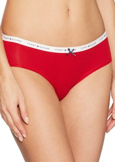 Tommy Hilfiger Women's Cotton Hipster Underwear Panty Multipack