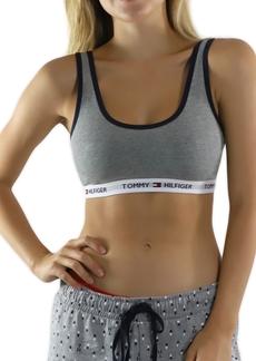 Tommy Hilfiger Women's Cotton Scoop Bralette R70T230