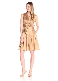 Tommy Hilfiger Women's Cotton Wrap Dress