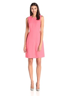 Tommy Hilfiger Women's Crepe Sleeveless Dress