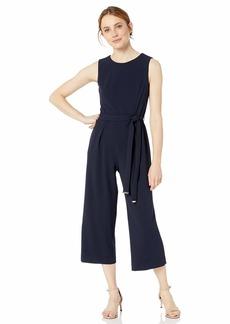 Tommy Hilfiger Women's Cropped Jumpsuit