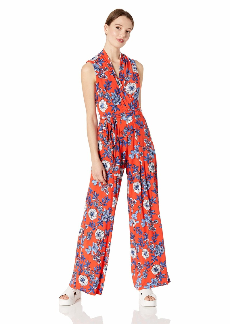Tommy Hilfiger Women's Delphos Garden Jumpsuit