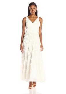 Tommy Hilfiger Women's Diamond Burnout Maxi Dress