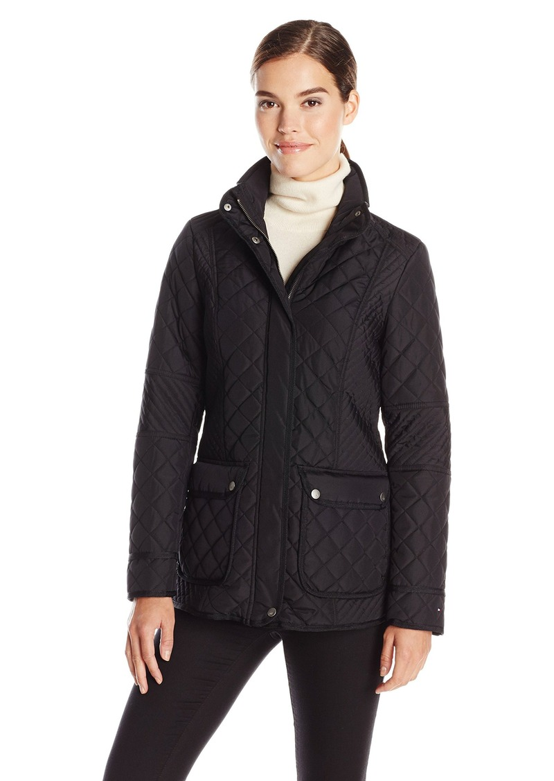 Women S Diamond Quilted Jacket
