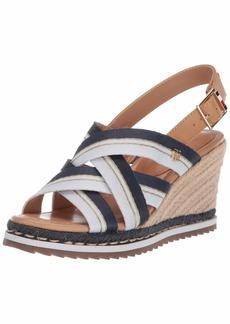 Tommy Hilfiger Women's Espadrille Wedge Sandal
