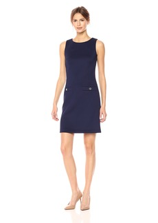 Tommy Hilfiger Women's Fern Lace Trapeze Dress