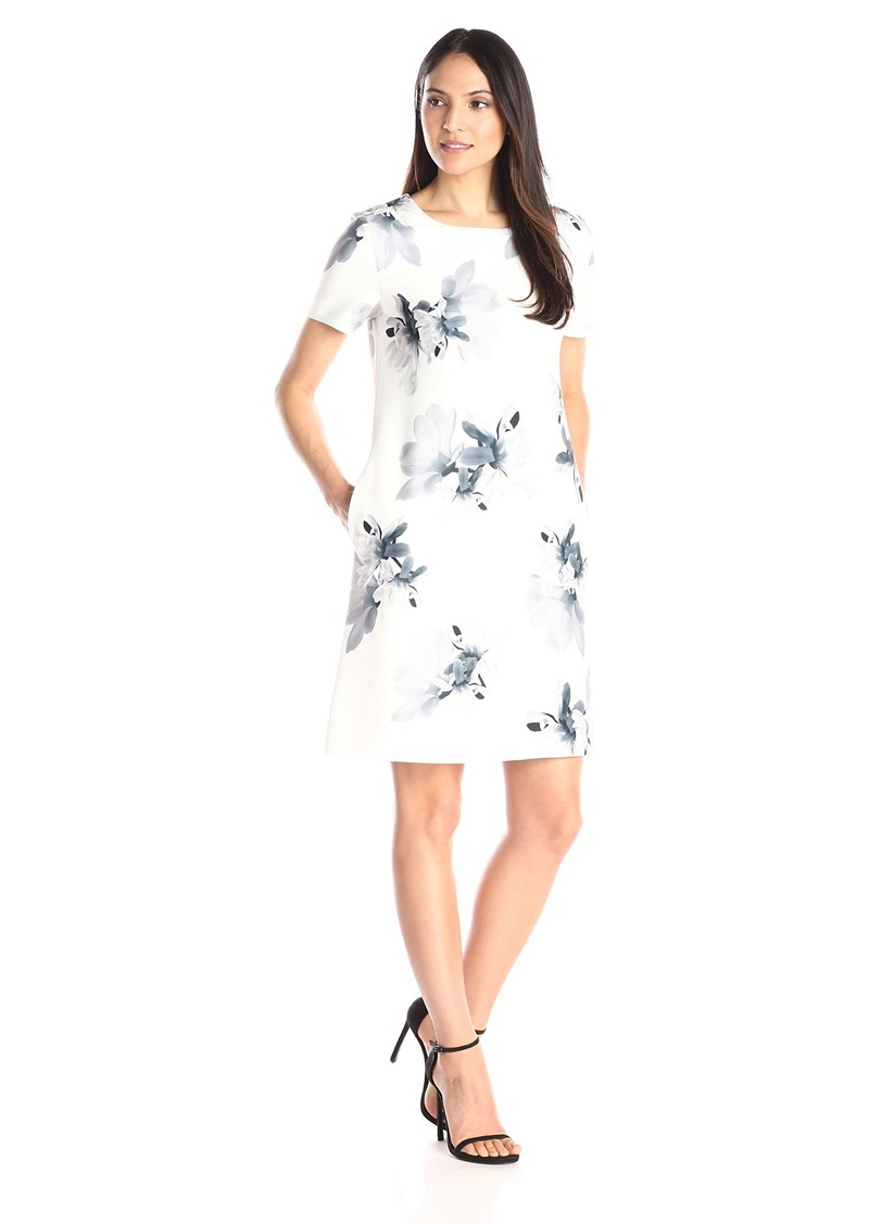 Tommy Hilfiger Women's Floral Shift Dress