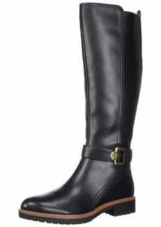 Tommy Hilfiger Women's Frankly Equestrian Boot   M US