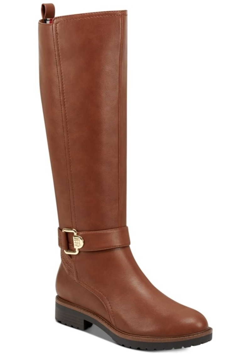 Tommy Hilfiger Women's Frankly Tall Riding Boots Women's Shoes