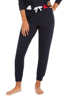 Tommy Hilfiger Women's French Terry Jogger Lounge Pants