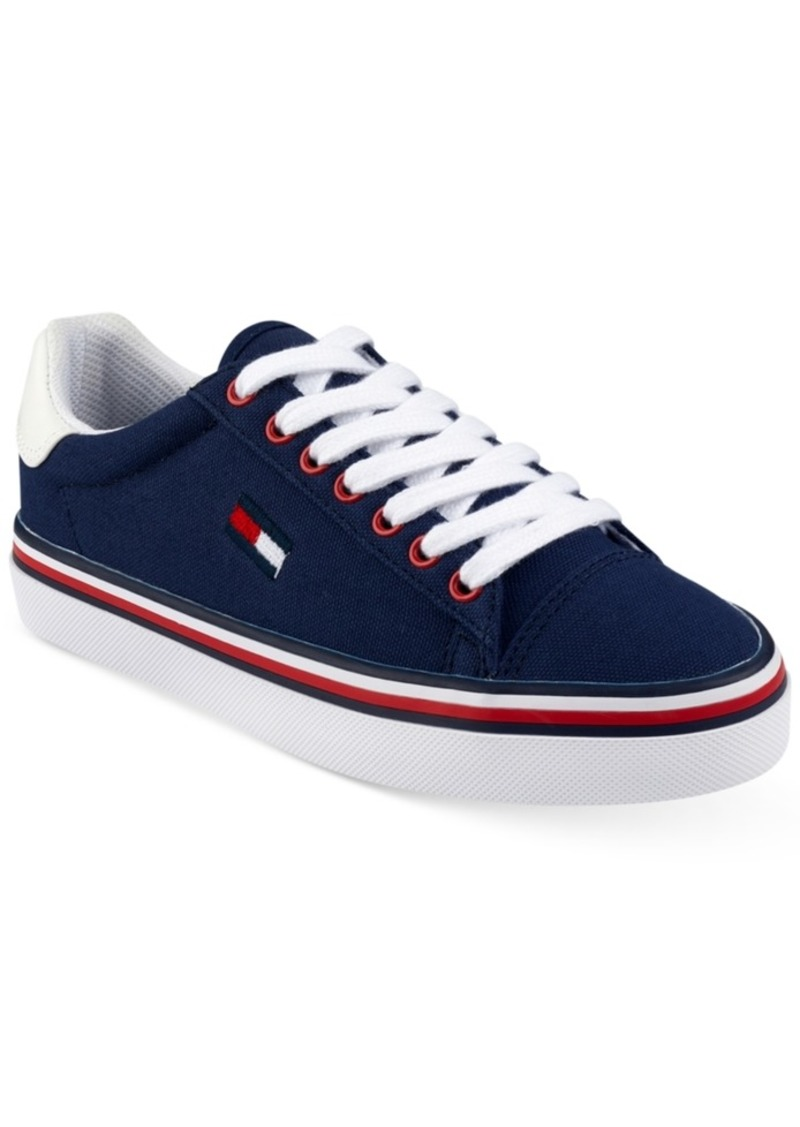bb63d72a Tommy Hilfiger Tommy Hilfiger Women's Fressian Lace-Up Sneakers ...