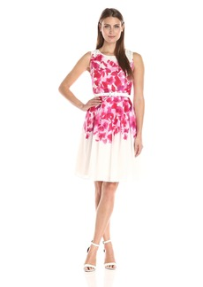 Tommy Hilfiger Women's Garden Fit and Flare Dress