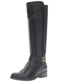 Tommy Hilfiger Women's Global Equestrian Boot   Medium US